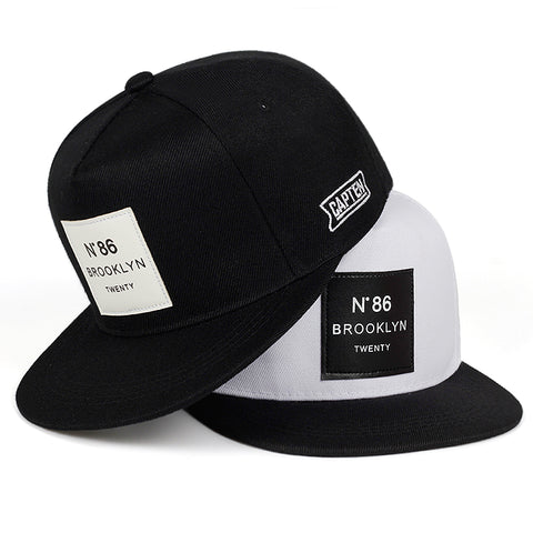 Brooklyn Letters Adjustable Hip-Hop Fashion Caps - Southern Streetwear