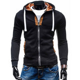 Men's Zipper Jacket - Southern Streetwear