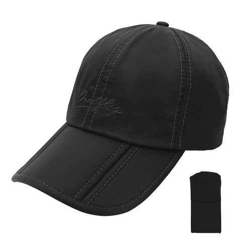 Foldable Quick Dry Outdoor Visor Cap - Southern Streetwear