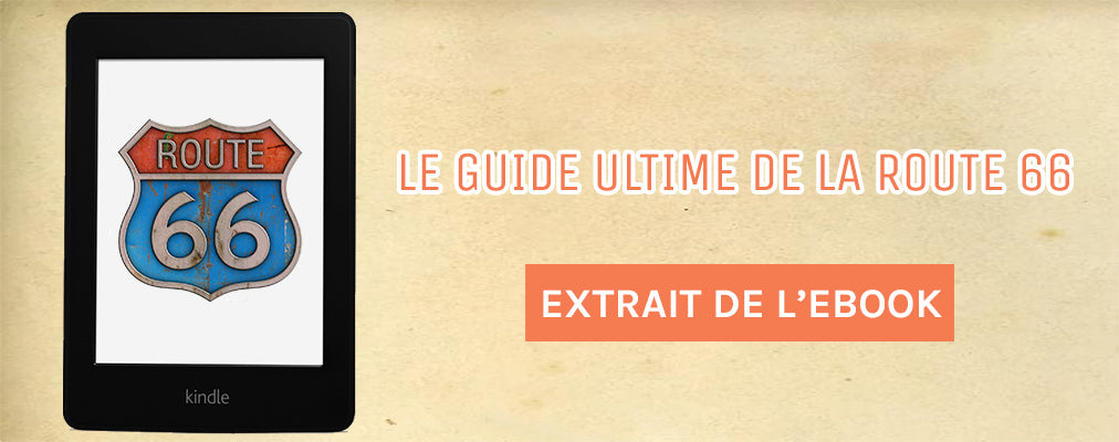 Aperçu de l'ebook « Le Guide Ultime De La Route 66 »