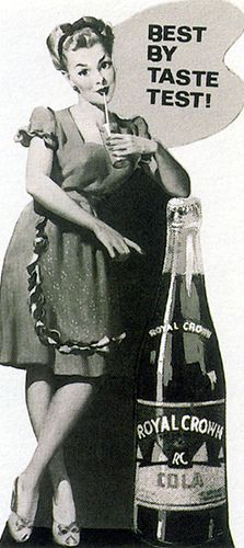 gil elvgren royal crown soda 1938