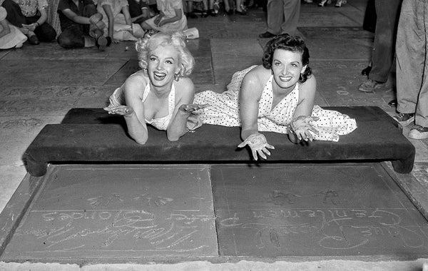 marilyn monroe hollywood boulevard