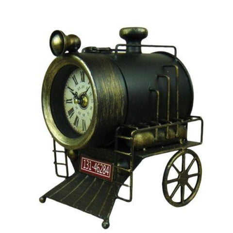 Horloge Locomotive