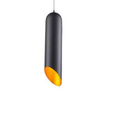 luminaire suspension tube