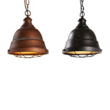 lustre design industriel