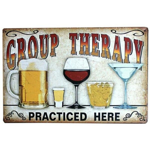 plaque group therapy