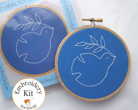 Little Dove Embroidery Kit