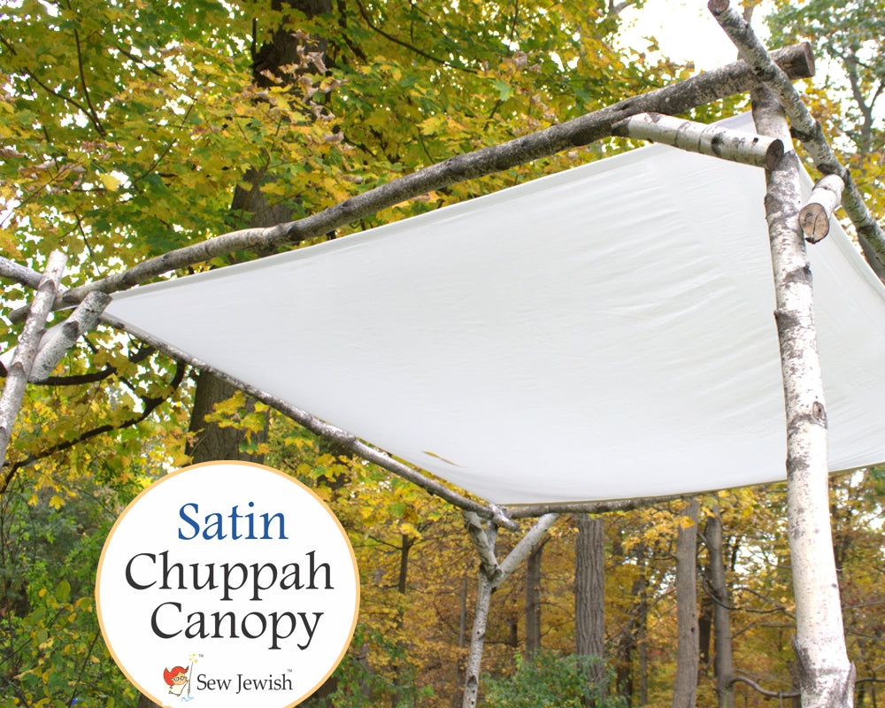 Satin Wedding Chuppah Canopy