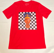 Load image into Gallery viewer, NEFFIE CHECKERED TEE
