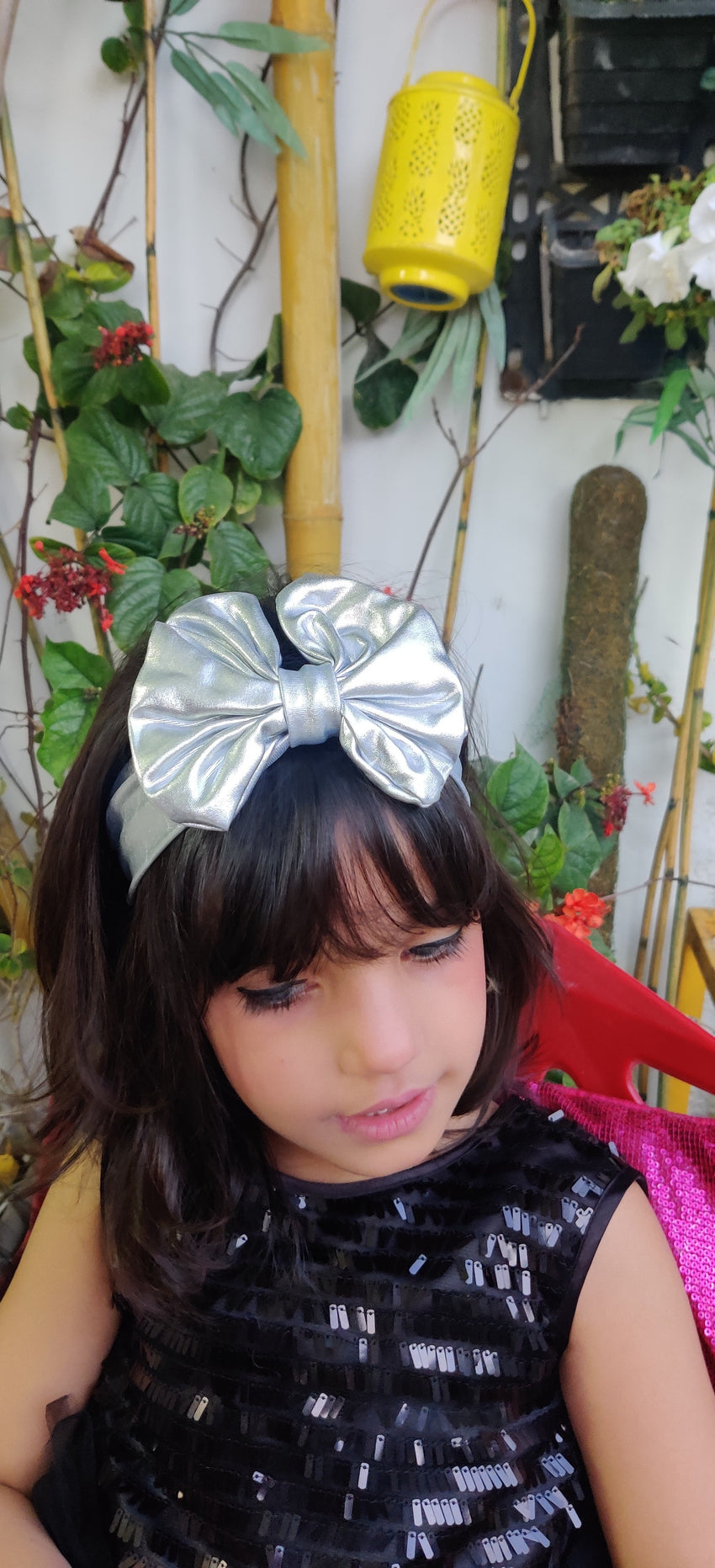 Disco Sparkle Head Band