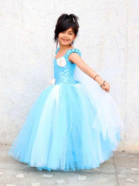 Frozen Princess Tutu Dress