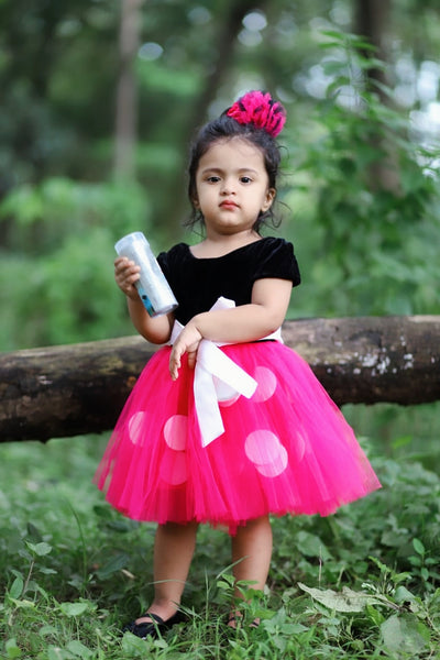 Minnie Mouse Princess Dress