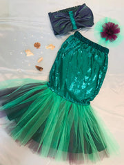 Dream Mermaid Dress