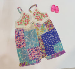 Flowers Bloom Romper