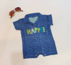 Happy Boy Romper