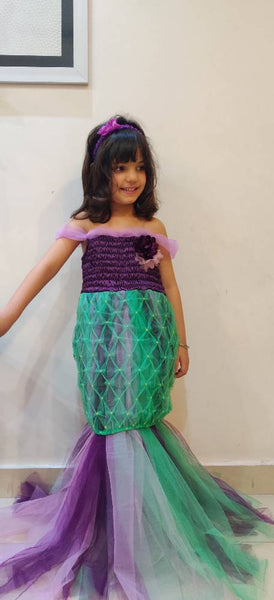 Mermaid Party Gown