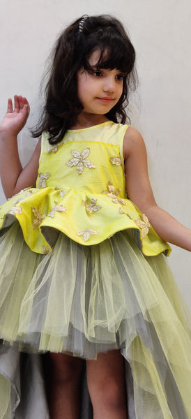Sunshine Glory HiLow Dress