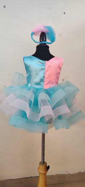 Bubblegum Fairytale Dress