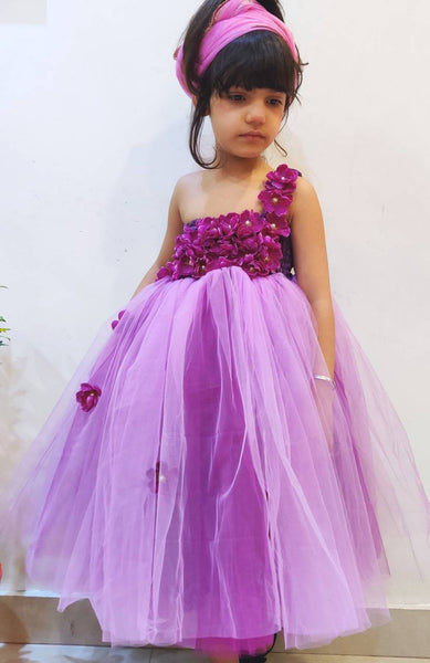 Purple Passion Tutu Dress