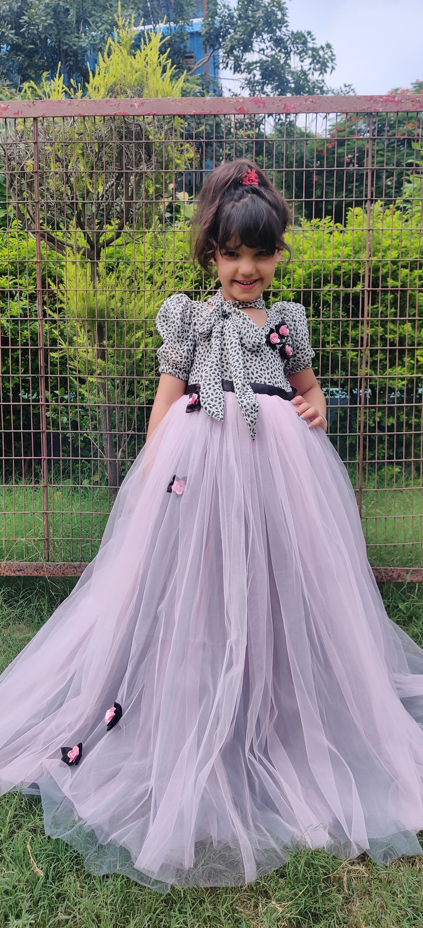 Evening in Paris Ball Gown