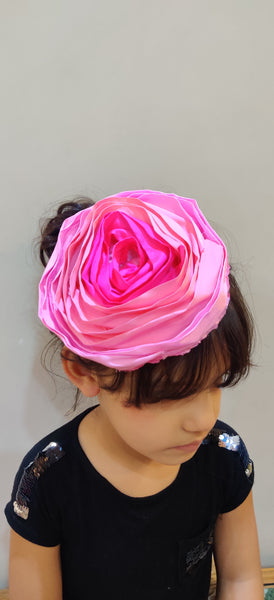 Rose Head Fascinator
