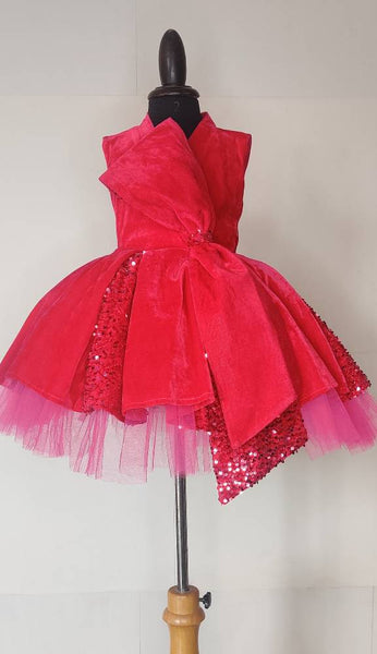 Fuschia Fun Dress