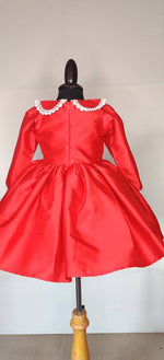 Load image into Gallery viewer, Red Riding Hood Dress