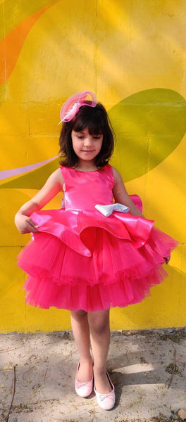 Rose Ballerina Dress