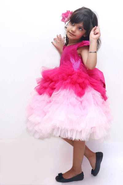 Tickled Pink Party Dress