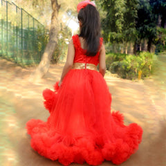 Rose Bud Luxury Gown