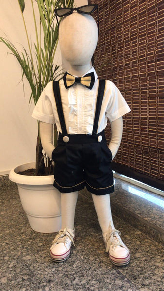 Little Prince Set (with Bowtie)