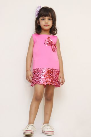 Forever Dazzle Pink Tunic