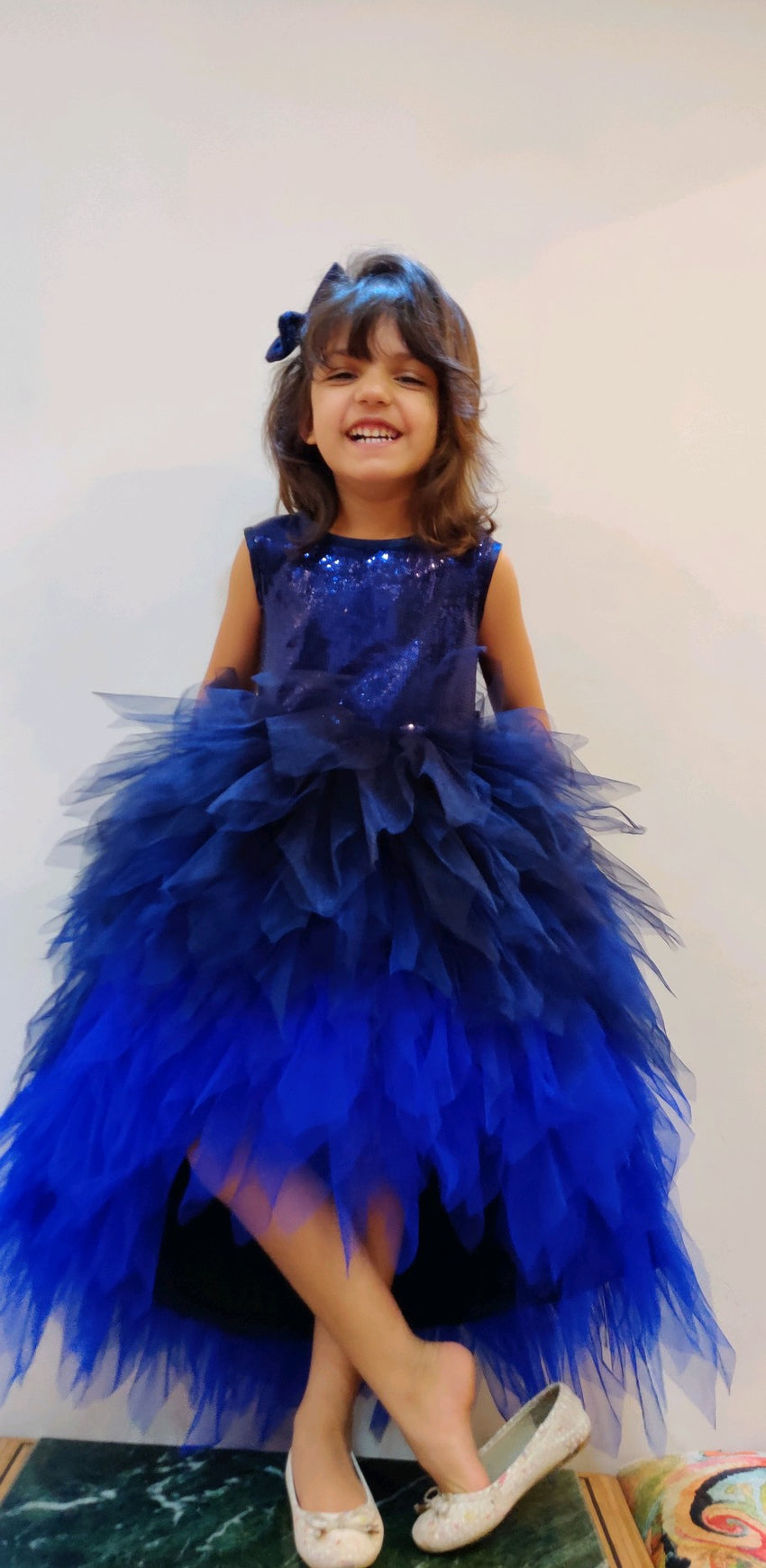 Party gowns for girls