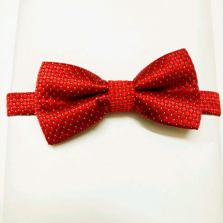 Polka Fashion Bowtie