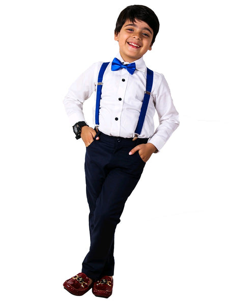Dress me up Set (with Suspender Bowtie)