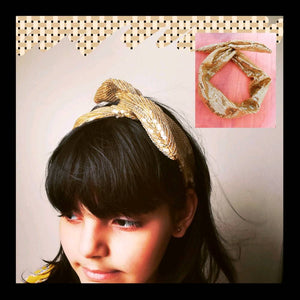 It's Bling Head Bow Band