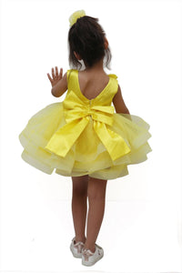 Midsummer Dream Ruffled Party Dress