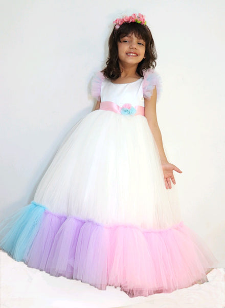 Unicorn Dreams Party Gown