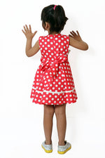 Load image into Gallery viewer, Polka Craze Frock