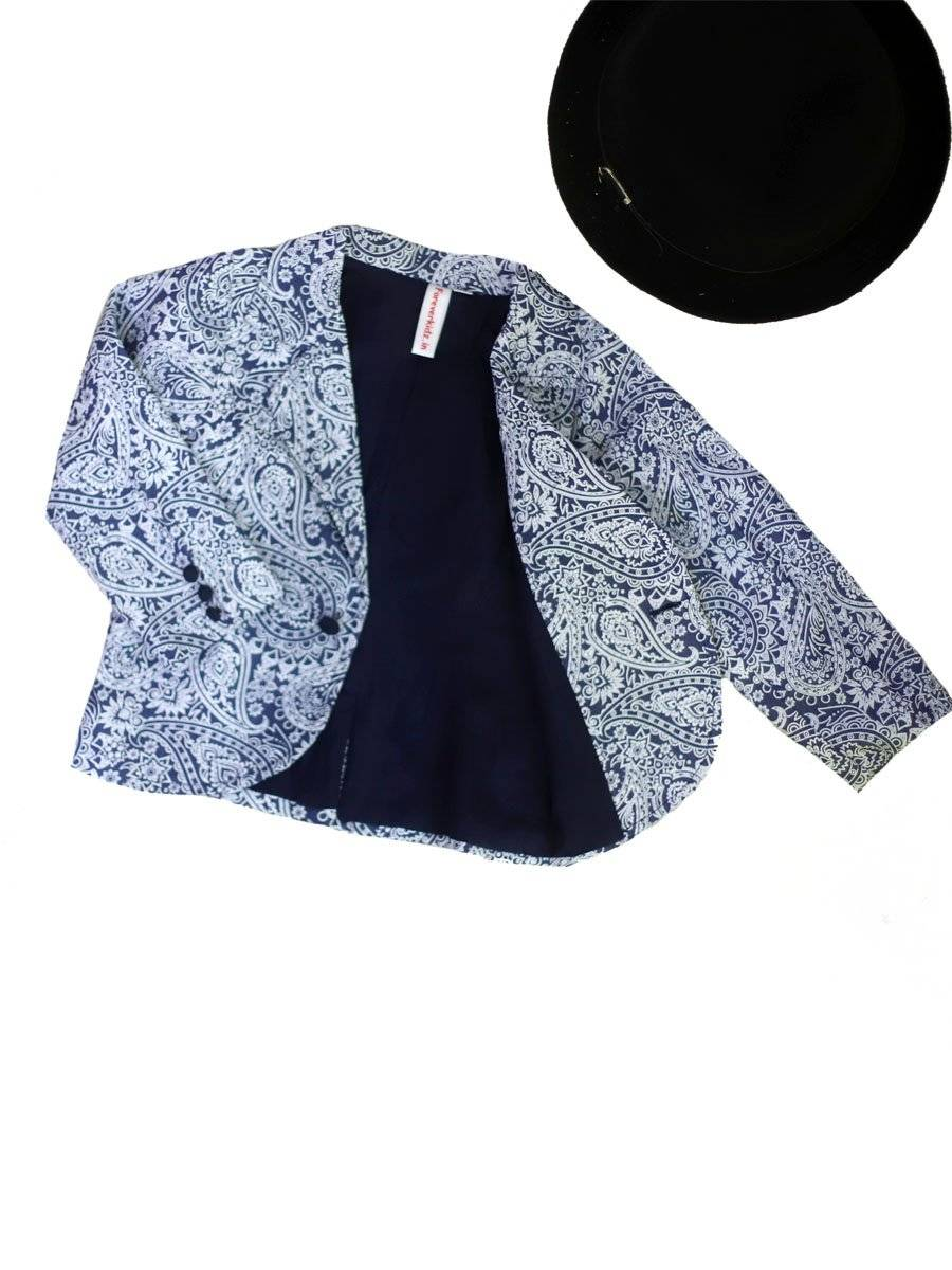 Paisley Junior Coat