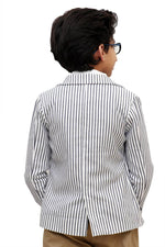Load image into Gallery viewer, Stripes Story Jacket