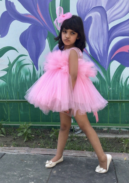 Candy Floss Tail Dress