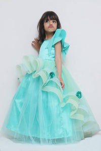 Seaside Princess Luxury gown