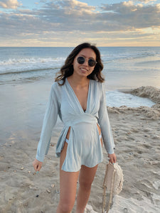 Ocean Breeze Swimsuit Cover-up