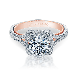 Diamond Engagement Ring Verragio Couture Collection 0426R 1.40ctw