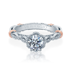 Diamond Engagement Ring Verragio Parisian Collection 141R 1.25ctw