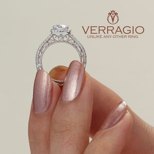 Diamond Engagement Ring Verragio Venetian Collection 5007CU 1.45ctw