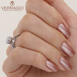 Diamond Engagement Ring Verragio Venetian Collection 5052DR 1.00ctw