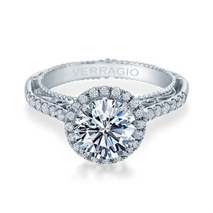 Diamond Engagement Ring Verragio Venetian Collection 5061R 1.00ctw