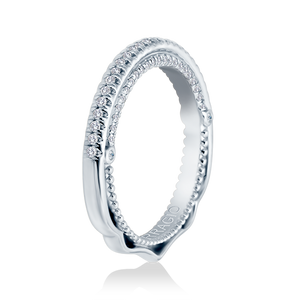 Diamond Wedding Band Verragio Venetian Collection 5065W 0.40ctw